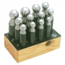 12 Piece Dapping Punch Set
