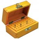 A&A Wooden Bur Box