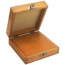 A&A Wooden Bur Box For 100