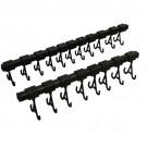 Ultrasonic Bar Racks 12 - Hooks