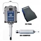 Foredom® SR Motor + FCT Pedal + #30 Handpiece, K.8301