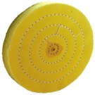 Yellow Treated Muslin Buff