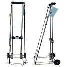 "REMIN Concorde II Luggage Carts, 15.5"" L x 9"" W"