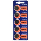 Sony 1620 (CR1620) Battery, Pk/5