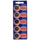 Sony 1632 (CR1632) Battery, Pk/5
