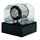 Orbita Futura Programmable Single Watch Winder in Black Laquer