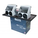 Arbe Machine™ CFSD-920 Super-Flow 1HP Double Hood Polishing System