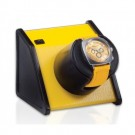 "Orbita ""Sparta Vibrant"" Self-Programming Single Watch Winder in Yellow"