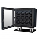 VOLTA Automatic 12 Watch Winder - Carbon Fiber