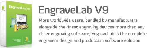 EngraveLab V9 Engraving Software