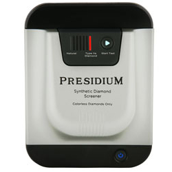 Synthetic Diamond Screener by Presidium