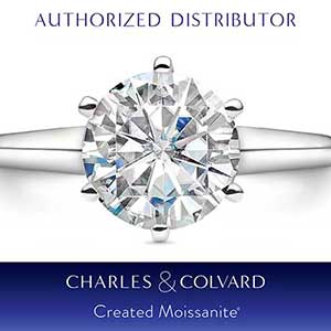 Charles and Colvard Created Moissanite Authorized Distributor