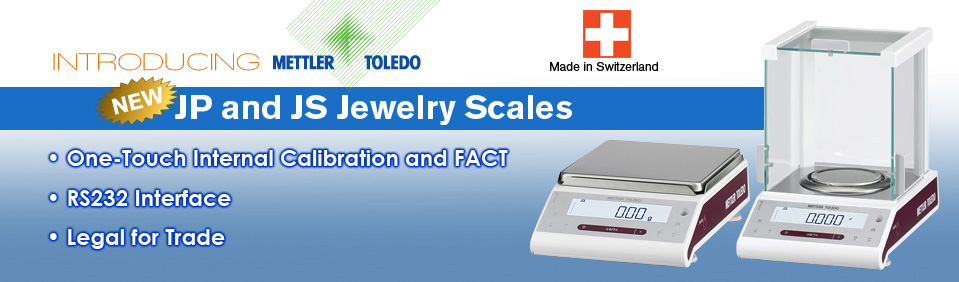 Mettler Toledo Legal For Trade Precision Jewelry Balances