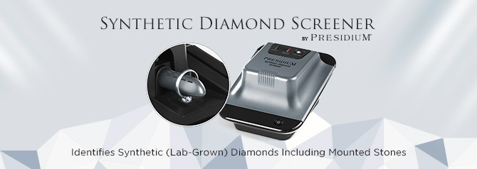 Synthetic Diamond Screener