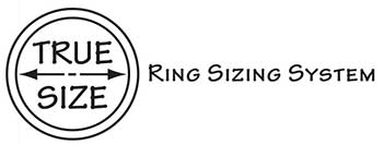 True Size Ring system Logo